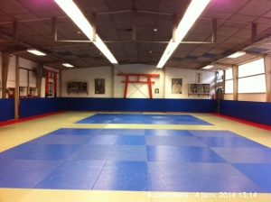 Dojo ( Acrosport, Lutte, gym, ... )